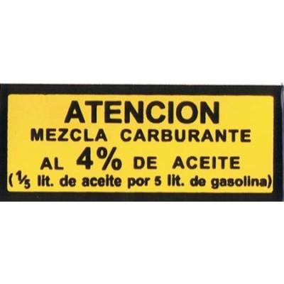 ANAGRAMA DEPOSITO ATENCION ,MONTESA
