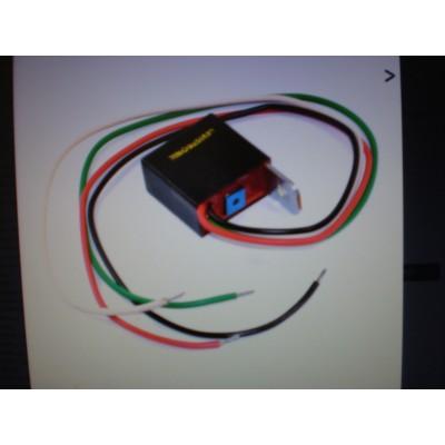 Ruptor electrónico para sustitución...